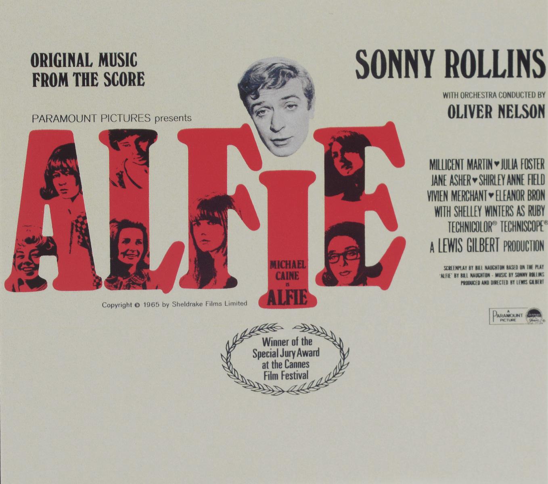 Sonny Rollins. Alfie