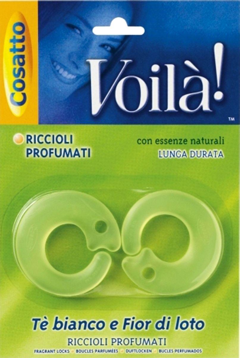 "Cosatto Ароматизатор для шкафа ""Кольцо. Белый чай"", 2 шт. COVLPBR004"