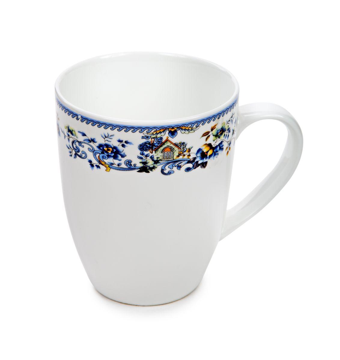 Кружка Nanshan Porcelain Пейзаж, 300 млGNNSH024360Кружка Nanshan Porcelain Пейзаж изготовлена из высококачественного фарфора с подглазурной деколью, что защищает рисунок от истирания и продлевает срок эксплуатации посуды. Посуда безопасна для здоровья и окружающей среды, не содержит свинец и кадмий. Можно использовать в микроволновой печи и мыть в посудомоечной машине. Объем: 300 мл. Диаметр (по верхнему краю): 8 см. Высота кружки: 10 см.