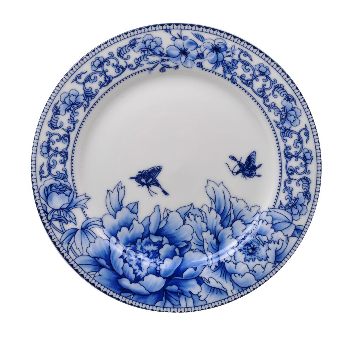 Тарелка десертная Nanshan Porcelain Наньшань, диаметр 19 смGNNSNN007Тарелка десертная Nanshan Porcelain Наньшань изготовлена из высококачественной керамики. Предназначена для красивой подачи различных блюд. Изделие украшено ярким рисунком. Такая тарелка украсит сервировку стола и подчеркнет прекрасный вкус хозяйки. Можно мыть в посудомоечной машине и использовать в микроволновой печи. Диаметр: 19 см. Высота: 1,5 см.