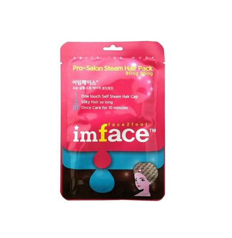 IMFACE маска для волос Pro-Salon Steam Hair Pack 30 мл49321mЛечебная маска для волос