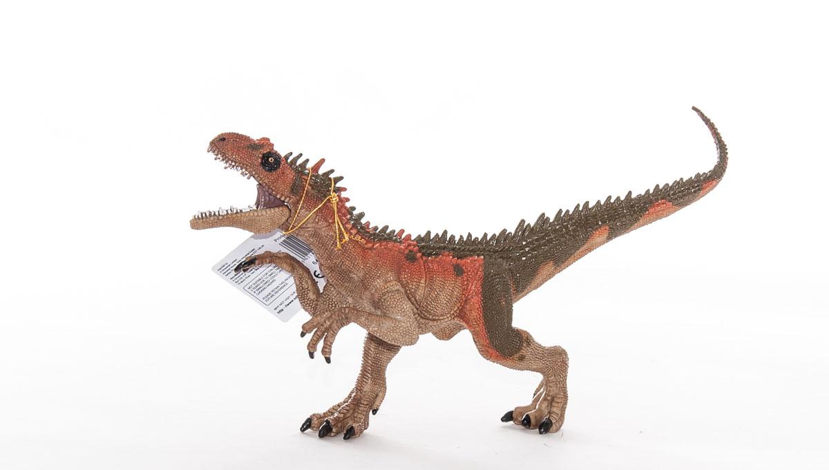 Megasaurs Фигурка Заурофагнакс с двигающейся пастью цвет бежевыйSV10513Фигурка Megasaurs Заурофагнакс выполнена с высокой детализацией и тщательной проработкой элементов. Тема эпохи динозавров никогда не останется в прошлом! Каждый ребенок так или иначе интересовался этим доисторическим миром и мечтал о своем собственном динозавре. Фигурка Megasaurs Заурофагнакс окунет вашего ребенка в загадочный, увлекательный, неизведанный доисторический мир! C этой игрушкой можно разыграть разнообразные игровые сюжеты, связанные с этим периодом, в котором жили одни динозавры. Фигурка заурофагнакса функциональная, пасть открывается, придавая динозавру устрашающий вид.