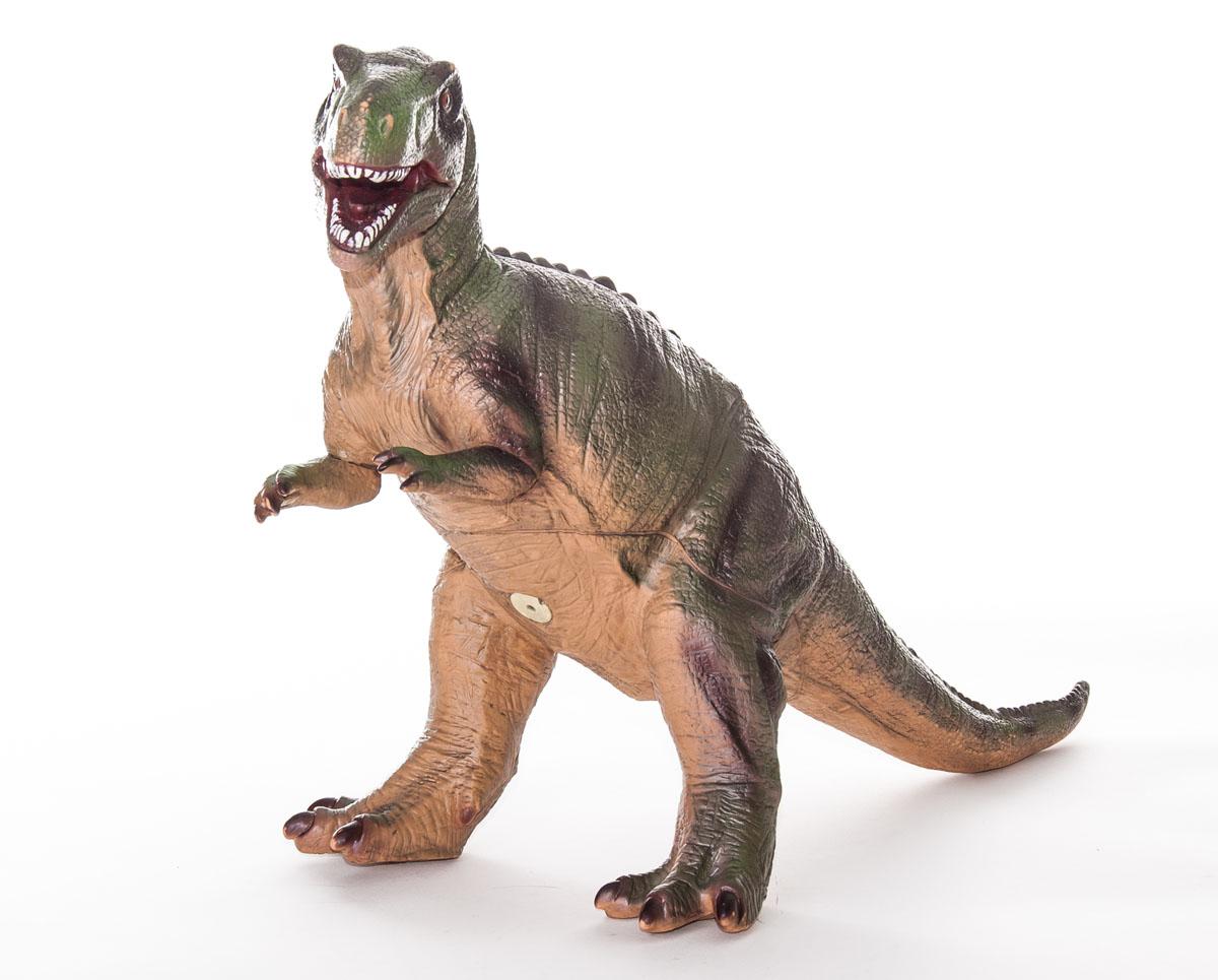 Фигурка Megasaurs МегалозаврSV17867Фигурка Megasaurs Мегалозавр поможет вам мысленно перенестись в древнейший мир динозавров. Фигурка, изготовленная из высококачественной резины, повторяет внешний вид хищника, который жил миллионы лет назад. Мегалозавр - двуногий ящеротазовый динозавр. Мегалозавр представлял собой крупного динозавра с массивным черепом, мощными ногами и укороченными передними лапками. В длину достигал 9 метров и весил около тонны. Игрушка выполнена с поразительной детализацией, поэтому игра с ней будет по-настоящему интересной.