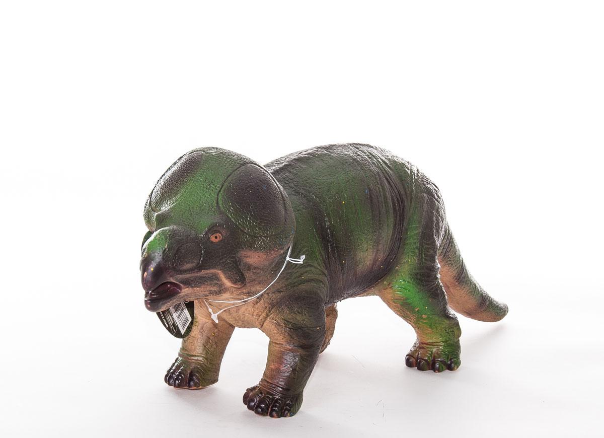 Фигурка Megasaurs ПротоцератопсSV17869Фигурка Megasaurs Протоцератопс поможет вам мысленно перенестись в древнейший мир динозавров. Фигурка, изготовленная из высококачественной резины, повторяет внешний вид ящера, который жил миллионы лет назад. Протоцератопс - травоядный динозавр, живший в конце Мелового периода. Динозавр обладает большим воротником - костным выростом черепа. В длину достигал 1,8 м и весил приблизительно около 180 килограммов. Игрушка выполнена с поразительной детализацией, поэтому игра с ней будет по-настоящему интересной.