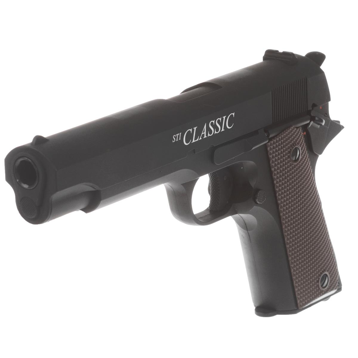 """ASG Пистолет страйкбольный ASG """"STI Classic"""", калибр 6 мм"""