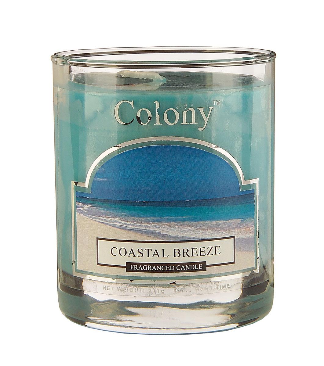 Wax Lyrical Морской бриз ароматизированная свеча в стекле малая, 35 часовCH0667Свежий шипрово-цветочный аромат с инжирными оттенками