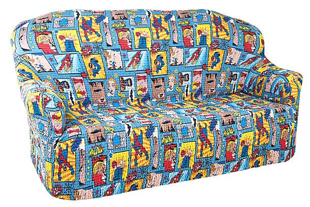 Чехол на 2-х местный диван Еврочехол Плиссе, цвет: голубой, желтый, красный, 120-160 см7/56-2Чехол на 2-х местный диван Еврочехол Плиссе выполнен из 50% хлопка, 50% полиэстера. Он идеально подойдет для тех, кто хочет защитить свою мебель от постоянных воздействий. Этот чехол, благодаря прочности ткани, станет идеальным решением для владельцев домашних животных. Кроме того, состав ткани гипоаллергенен, а потому безопасен для малышей или людей пожилого возраста. Такой чехол отлично впишется в любой интерьер. Еврочехол послужит не только практичной защитой для вашей мебели, но и приятно удивит вас мягкостью ткани и итальянским качеством производства. Растяжимость чехла по спинке (без учета подлокотников): 120-160 см.