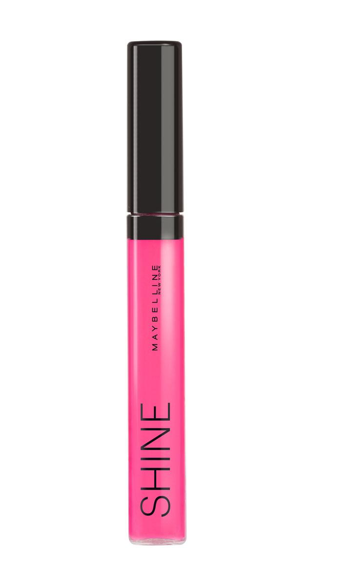 Maybelline New York Блеск для губ Lip Studio Gloss, Shine, перламутровый, оттенок 125, Спелая Ягода, 6,8 мл