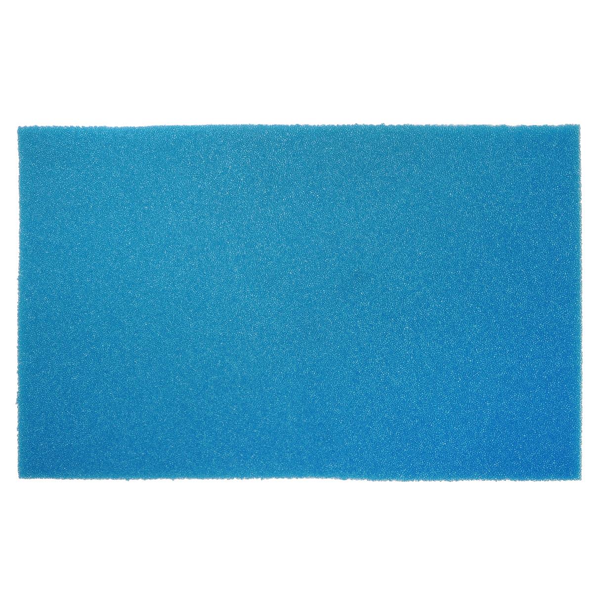 Коврик для хранения продуктов в холодильнике Eva, цвет: синий, 32 х 50 смЕ23Антибактериальный коврик Eva изготовлен из цветного пенополиуретана и используется в контейнерах для хранения овощей и фруктов. Он обеспечит свежесть продуктов в течение длительного времени, благодаря циркуляции воздуха между продуктами и поверхностями холодильника. Ячеистая структура коврика предотвратит размножение бактерий и образование плесени. Можно мыть в воде при температуре 30°С. Также изделие подходит в качестве коврика для сушки посуды. Размер: 32 см х 50 см.