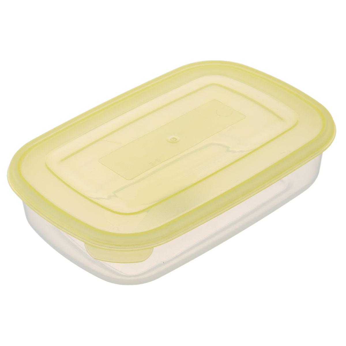 Контейнер Бытпласт Прима, 0,45 лС11002Контейнер Бытпласт Прима изготовлен из высококачественного полипропилена и не содержит Бисфенол А. Крышка легко и плотно закрывается. Контейнер устойчив к воздействию масел и жиров, легко моется. Подходит для использования в микроволновых печах, его можно мыть в посудомоечной машине. Объем контейнера: 0,45 л.