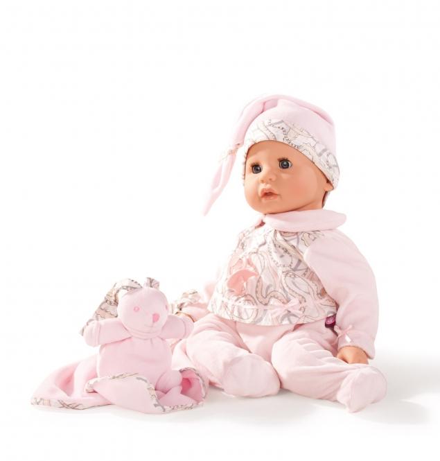 Gotz Пупс Малыш с голубыми глазами в розовом1461042