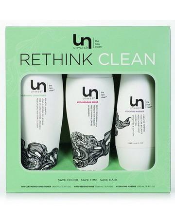UnWash Набор Retait Kit UN 1750,1751,1752UN 2026BIO-кондиционер очищающий 400 мл(Очищает загрязнения, не повреждая структуру волос). В его основе уникальный Эмульсионный Co-Wash метод, который позволяет убирать повседневные поверхностные загрязнения, не смывая с волос естественный защитный слой. Волосы становятся мягкими, упругими, более подвижными, без пушистости, приобретают естественную красоту). Ополаскиватель щадящий очищающий 300 мл(Экстра-очищающий ополаскиватель, для интенсивного очищения. Смойте излишки укладочных средств, несмываемых средств и другие загрязнения! Очищает от загрязнений, не затрагивая естественный защитный слой волос, которые помогают поддерживать их в здоровом состоянии. Идеально подходит для тех моментов, когда вам необходимо более интенсивное очищение). Маска увлажняющая 190 мл(Завершающий штрих – ультра питательная маска). Защитите свои волосы с помощью этой ультра-увлажняющей и питательной маски. Восстанавливающие натуральные масла и экстракты наполняют...