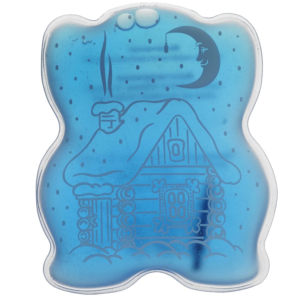 Грелка солевая Дельтатерм Теплая избушка, цвет: голубой00-00000205Грелка солевая Дельтатерм Теплая избушка выполнена из очень прочной пленки ПВХ и наполнена раствором соли. В растворе плавает палочка-пускатель, которую достаточно слегка перегнуть и моментально начинается процесс кристаллизации соли с выделением тепла до температуры +52°C. Солевая грелка - это замечательное физиотерапевтическое средство. Солевая грелка глубоко прогреет область уха, горла или носа, суставов. При этом она абсолютно безопасна! Температура нагрева до +52°С рекомендована врачами, как оптимальная для физиотерапевтических процедур, и исключает возможность ожога или перегрева. Вы можете использовать солевую грелку многократно! Просто прокипятите грелку в течение 15 минут, и она снова готова к работе! ВНИМАНИЕ! Если грелка не запустилась с первого раза, то ее необходимо прокипятить. Грелку можно использовать в качестве холодного компресса. Поместите незапущенную грелку в холодильную камеру на 30-40 минут, за это время она охладится до...