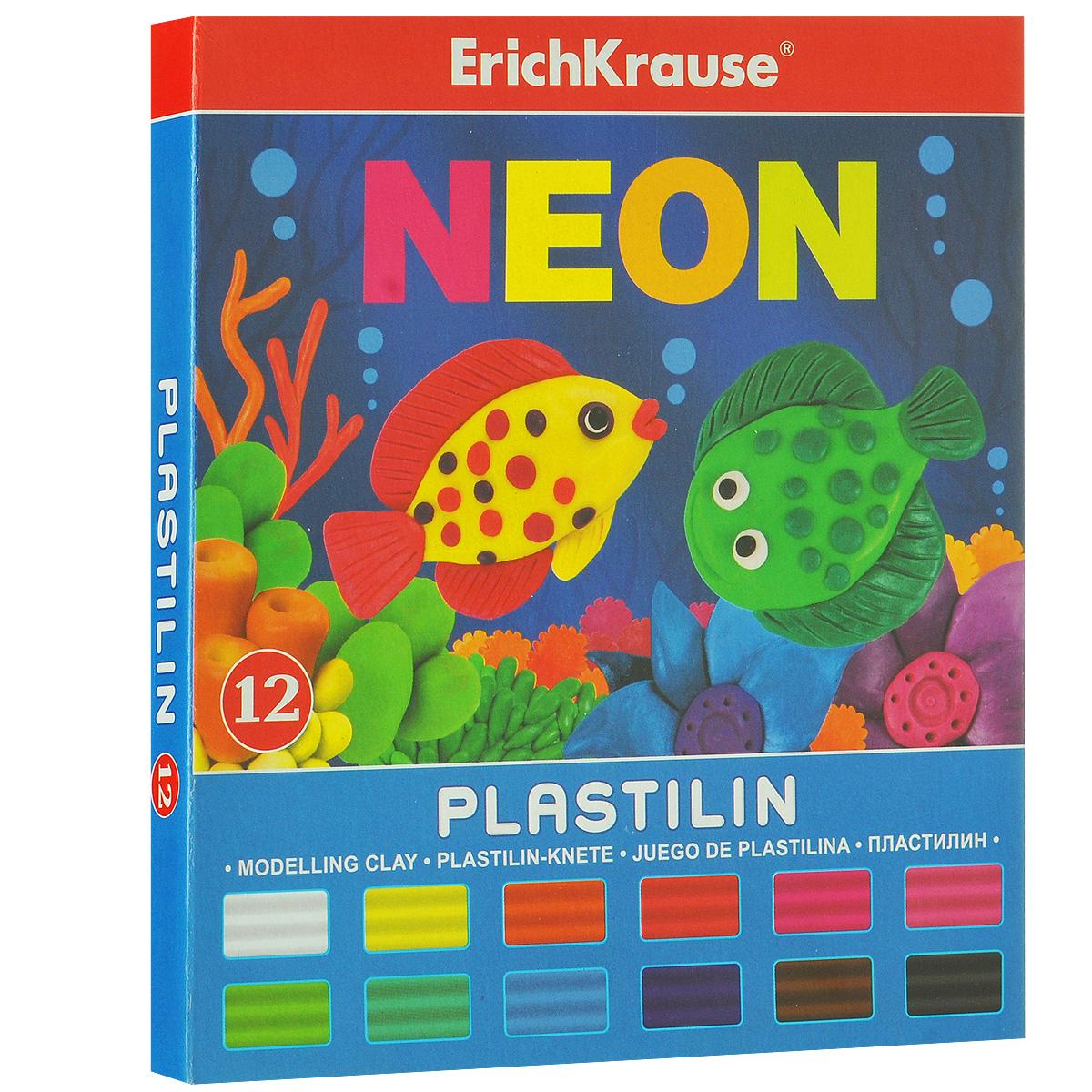 """��������� Erich Krause """"Neon"""", 12 ������"""