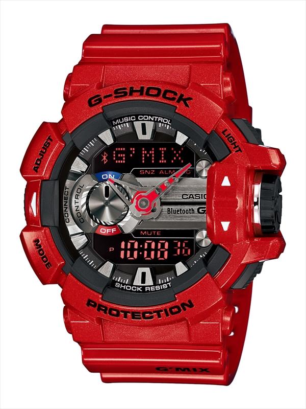 Часы мужские наручные CASIO G-SHOCK, цвет: красный, серебристый. GBA-400-4AGBA-400-4AСтильные мужские часы CASIO G-SHOCK выполнены из полимерных материалов и минерального стекла. Изделие дополнено светодиодной подсветкой высокой яркости, корпус часов оформлен символикой бренда. В часах предусмотрен аналоговый и цифровой отсчет времени. Часы оснащены функцией Mobile linkкоторая обеспечивает связь межу ними и смартфоном Bluetooth SMART и позволяет выставлять время на часах в соответствии со временем на смартфоне. Функция часовых зон позволяет мгновенно выяснять текущее время. Часы могут быть настроены на подачу тонального или светового сигнала при наступлении выставленного времени. Функция таймера позволит обеспечить обратный отсчет времени, начиная с выставленного и подачу тонального или светового сигнала, когда отсчет доходит до нуля. Функция секундомера позволит замерять прошедшее время в пределах тысячи часов с точностью 1/100 секунды. Степень влагозащиты 20 atm. Изделие дополнено ремешком из полимерного материала, который обладает антибактериальными и...