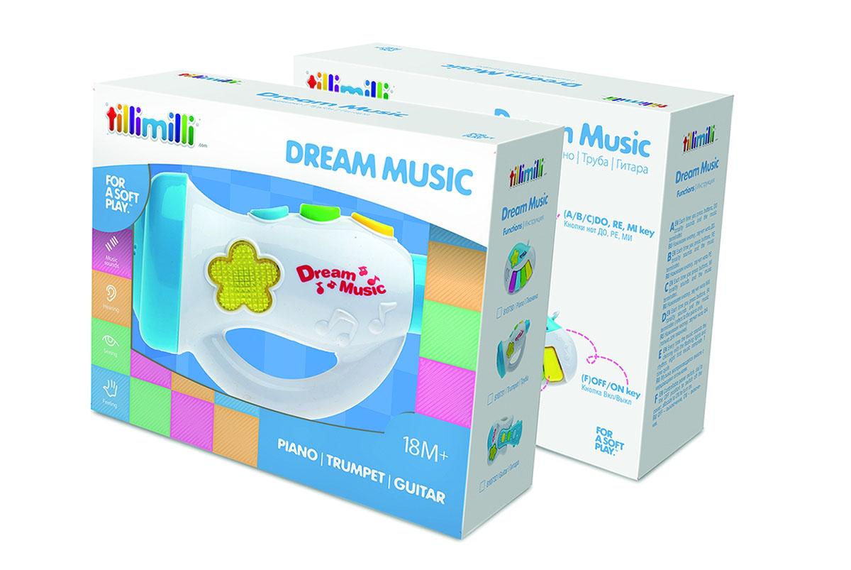 810731 Тилимили Музыкальная игрушка Рожок ( 810731 )