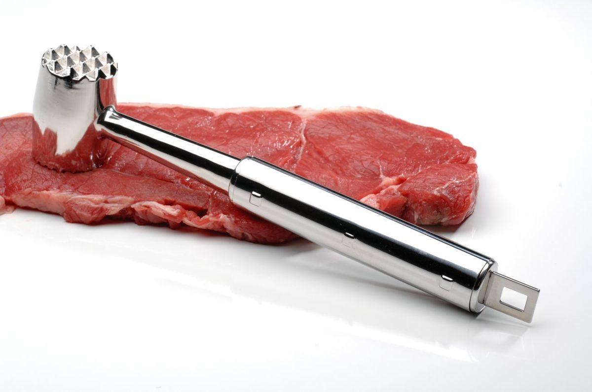 Молоток для мяса Cubo 24см , цвет: металлик