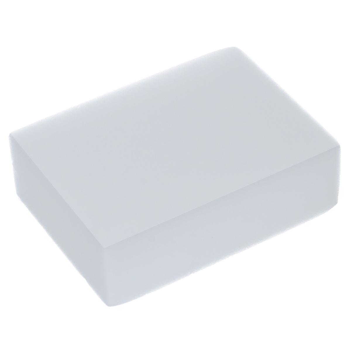 Губка для уборки La Chista, 9,5 х 7 х 3 см870352Меламиновая губка La Chista обладает высокой очищающей способностью. Эффективно устраняет жир, известковый налет, накипь, застарелую грязь, пригоревшие остатки пищи, следы от краски и прочие сложные загрязнения. Губка не оставляет следов, разводов и царапин.