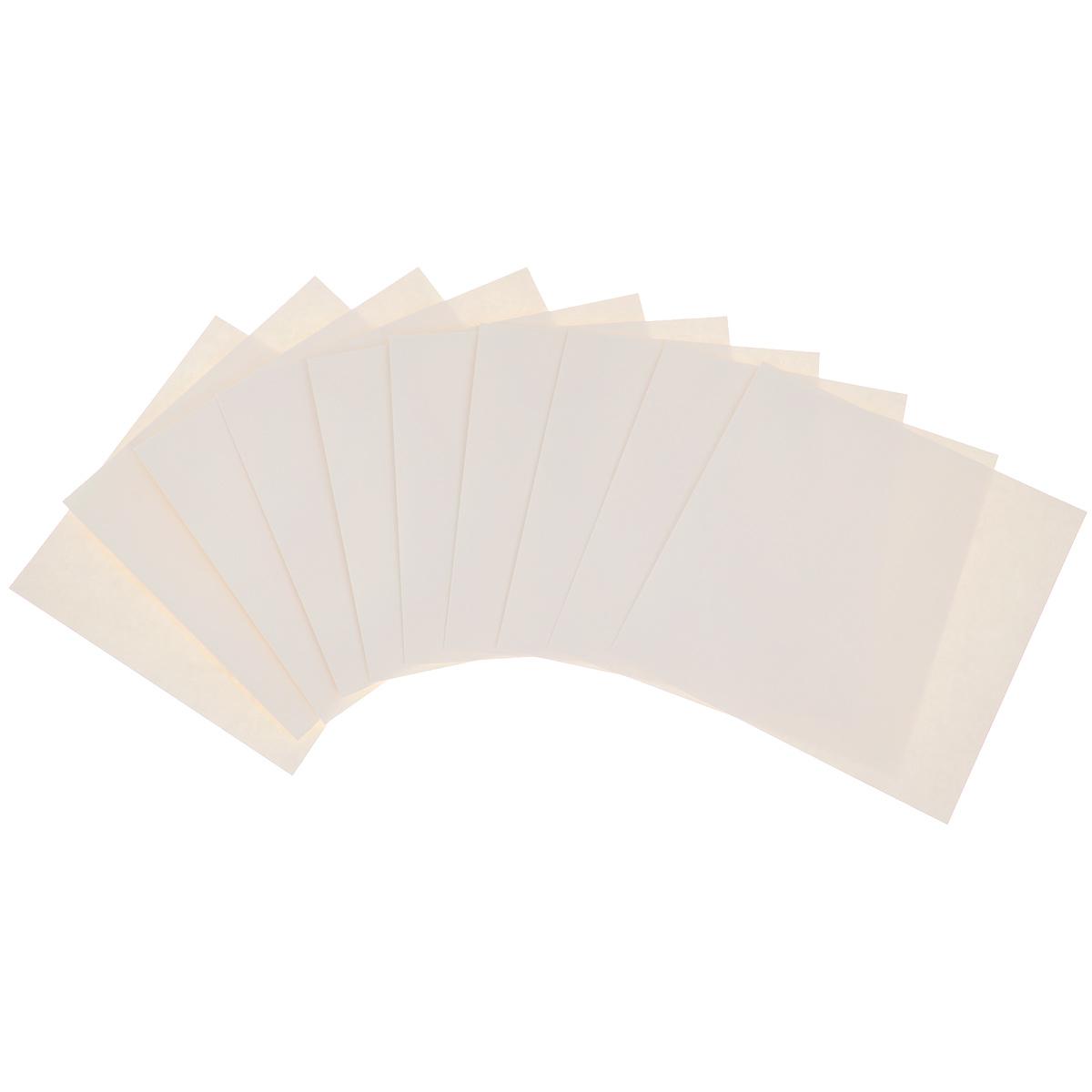 Набор обложек Zutter, 10,3 см х 10,3 см, 10 листовZUT2729Набор обложек Zutter позволит создать красивый альбом, блокнот или открытку ручной работы. Набор включает 10 листов однотонной плотной бумаги. Скрапбукинг - это хобби, которое способно приносить массу приятных эмоций не только человеку, который этим занимается, но и его близким, друзьям, родным. Это невероятно увлекательное занятие, которое поможет вам сохранить наиболее памятные и яркие моменты вашей жизни, а также интересно оформить интерьер дома. Размер: 10,3 см х 10,3 см.
