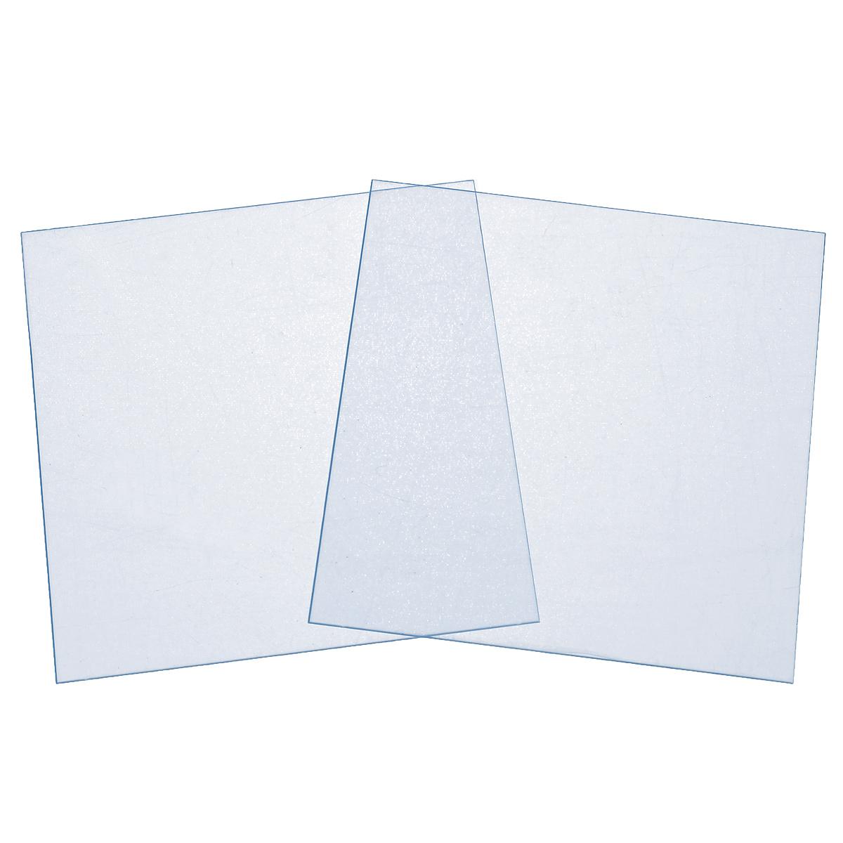 Обложки акриловые Zutter, 10 x 10 см, 2 штZUT2790Акриловые прозрачные обложки Zutter предназначены для создания альбомов в технике скрапбукинг. В наборе - 2 листа для передней и задней обложки. Скрапбукинг - это хобби, которое способно приносить массу приятных эмоций не только человеку, который этим занимается, но и его близким, друзьям, родным. Это невероятно увлекательное занятие, которое поможет вам сохранить наиболее памятные и яркие моменты вашей жизни, а также интересно оформить интерьер дома. Размер: 10 см х 10 см.