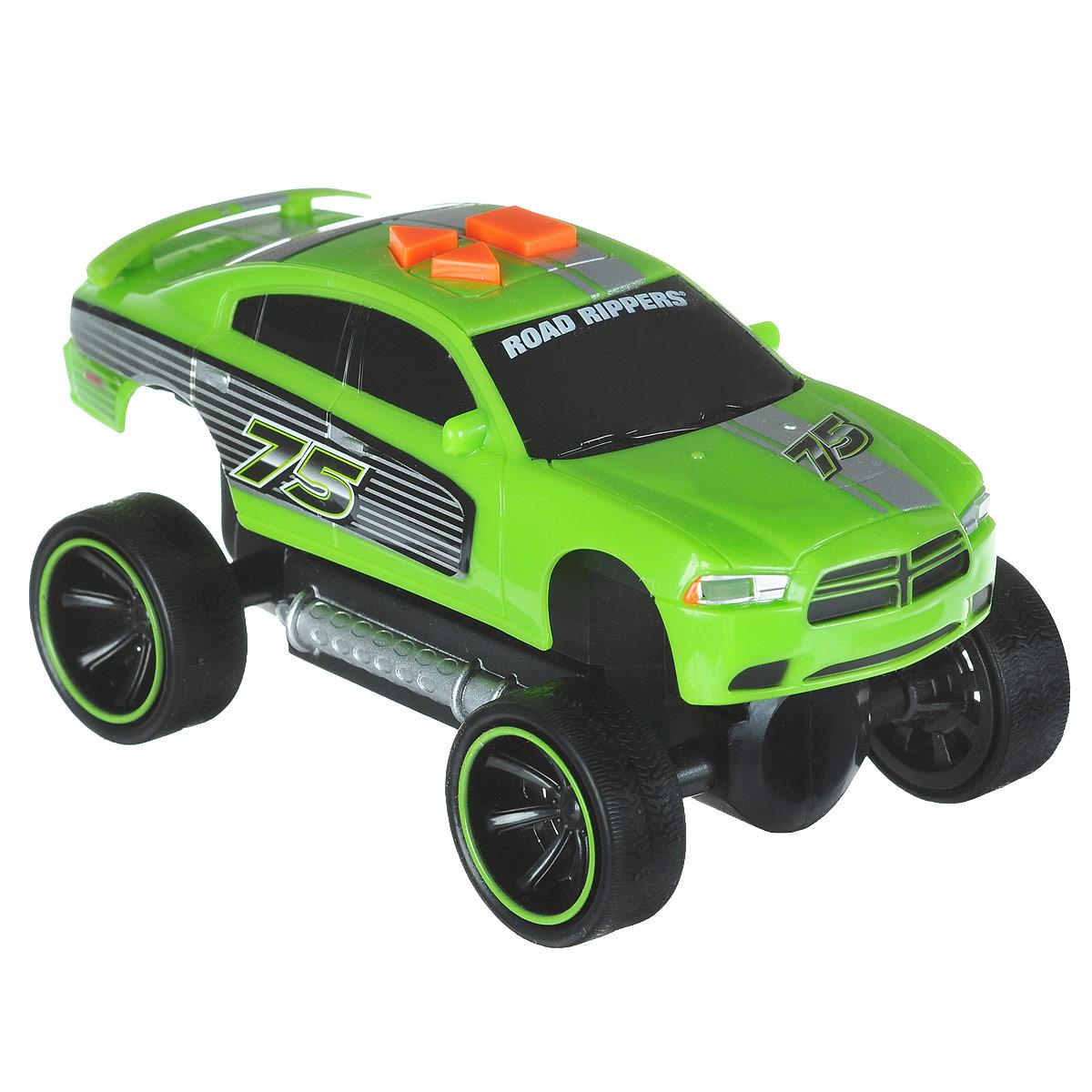 Машинка Road Rippers, цвет: салатовый. 33041TS33041TS_1