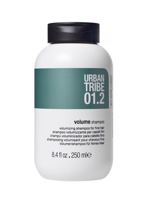 URBAN TRIBE Шампунь для объема 250 мл56232Шампунь, придающий объем тонким волосам. Специальные активные ингредиенты в составе инновационной формулы мягко очищают волосы, придавая им объем. Волосы становятся густыми, блестящими, легко расчесываются.