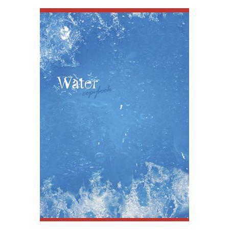 Тетрадь 48л А4ф клетка на скобе выб лак серия Стихии природы48Т4вмB3Тетрадь с обложкой из картона, защищающей бумагу от деформации.