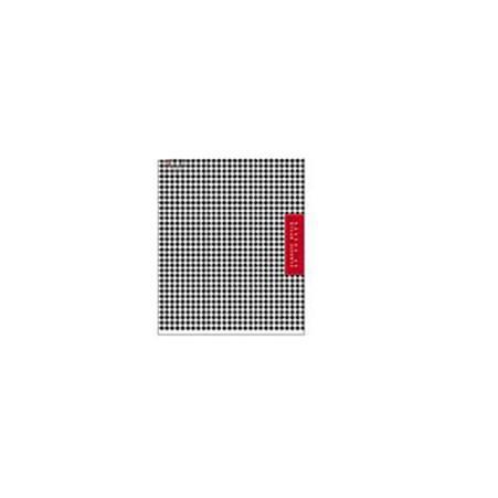 Блокнот 80л А5ф клетка на скрепке Classic Style