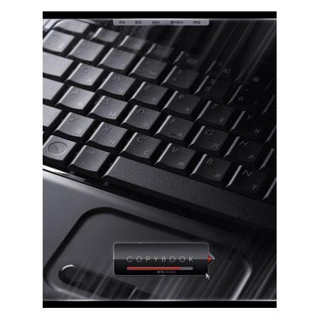 Тетрадь 80л А5ф на гребне выб лак серия Офис80Т5вмB1грТетрадь с обложкой из картона, защищающей бумагу от деформации.
