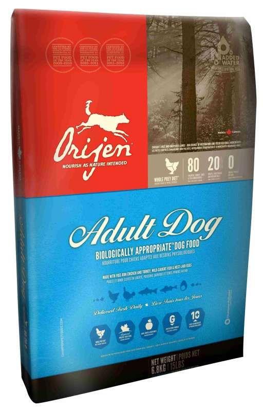 Корм сухой для собак Orijen
