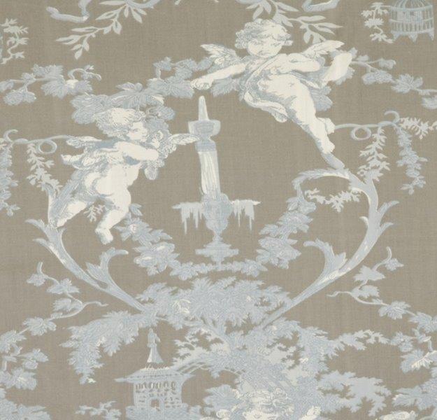Ткань Cherubin beige, ширина 110см, в упаковке 1м, 100% хлопок, коллекция Les bleus /Небесно-голубой/. BCH.39BCH.39Ткань Cherubin beige, ширина 110см, в упаковке 1м, 100% хлопок, коллекция Les bleus /Небесно-голубой/