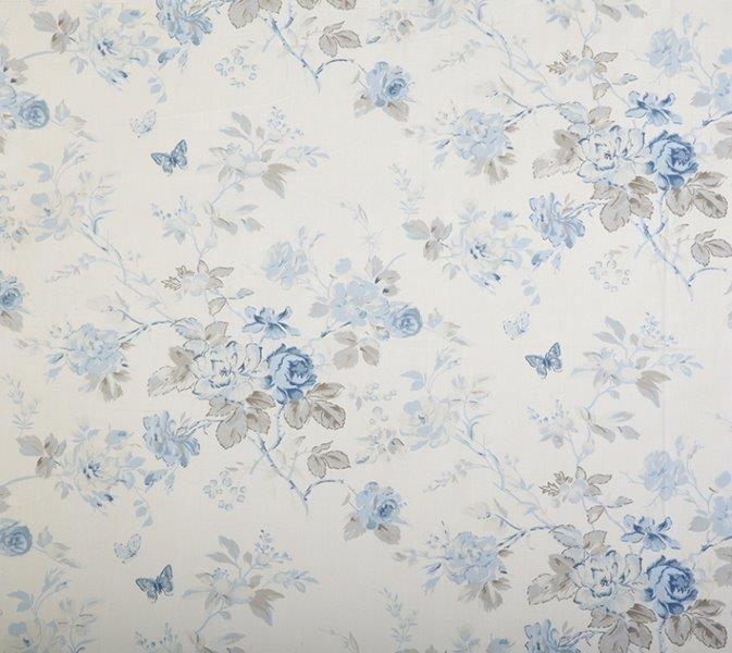 Ткань Helena thebleu, ширина 110см, в упаковке 1м, 100% хлопок, коллекция Les bleus /Небесно-голубой/. BELE.TBBELE.TBТкань Helena thebleu, ширина 110см, в упаковке 1м, 100% хлопок, коллекция Les bleus /Небесно-голубой/