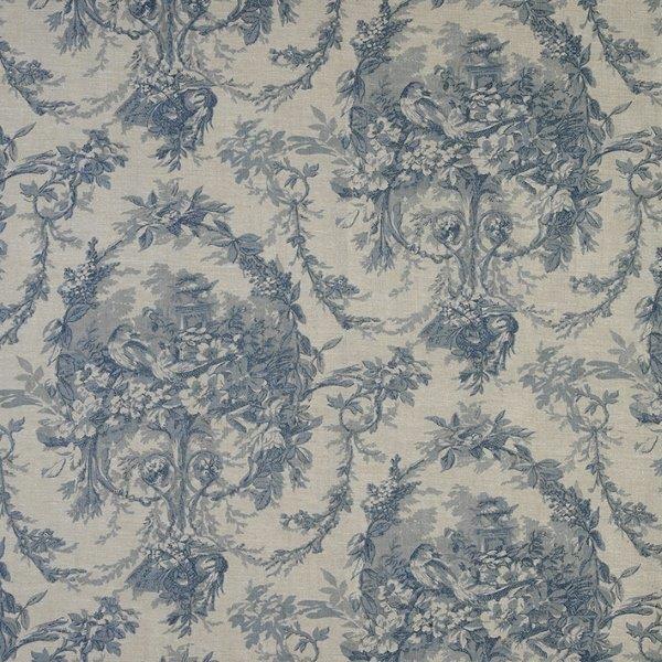 Ткань Melanie, ширина 110см, в упаковке 1м, 100% хлопок, коллекция Les bleus /Небесно-голубой/. BME.CHBBME.CHBТкань Melanie, ширина 110см, в упаковке 1м, 100% хлопок, коллекция Les bleus /Небесно-голубой/