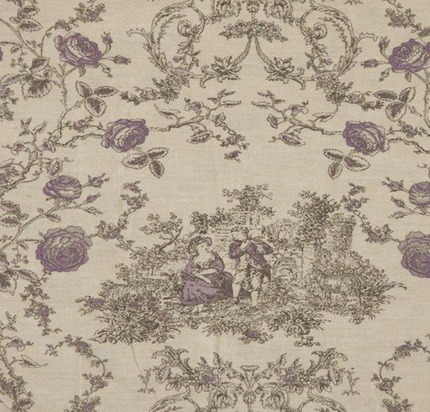 Ткань Princess Chambray, ширина 110см, в упаковке 1м, 100% хлопок, коллекция Les violets /Благородно-фиолетовый/. BPS.25BPS.25Ткань Princess Chambray, ширина 110см, в упаковке 1м, 100% хлопок, коллекция Les violets /Благородно-фиолетовый/