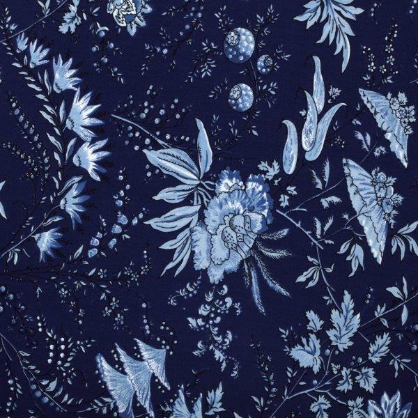 Ткань Sati indigo, ширина 110см, в упаковке 1м, 100% хлопок, коллекция Les bleus /Небесно-голубой/. BSAT.INBBSAT.INBТкань Sati indigo, ширина 110см, в упаковке 1м, 100% хлопок, коллекция Les bleus /Небесно-голубой/