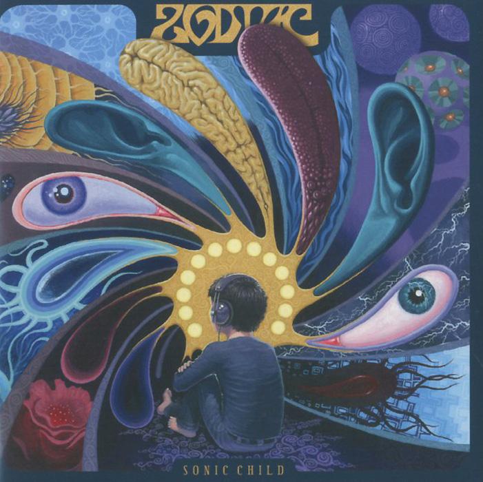 Zodiac. Sonic Child 2015 Audio CD