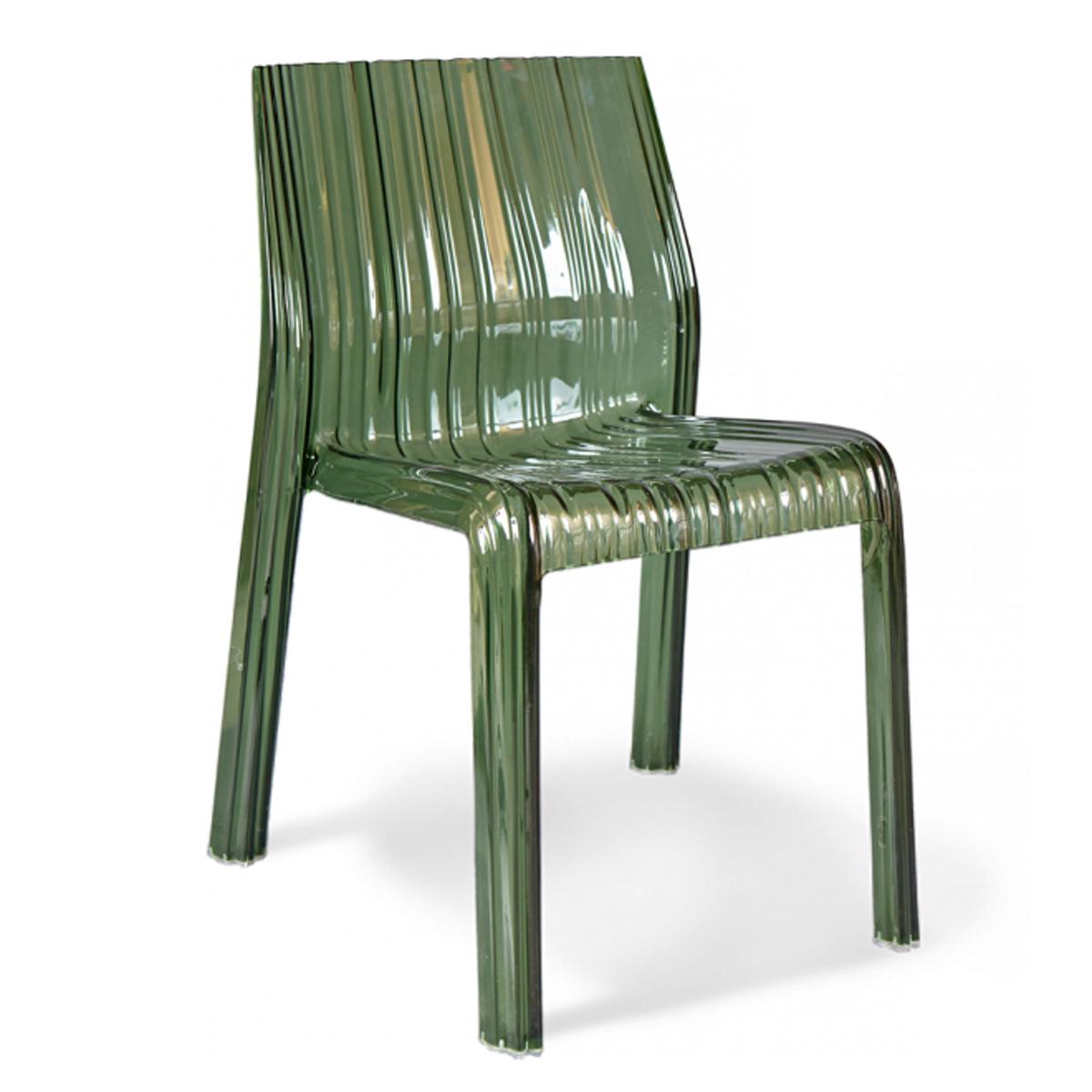 Стул Sheffilton, цвет: зеленый, 54 см х 55 см х 78 смSHT-S13Современный акриловый стул Sheffilton с европейским дизайном отлично подойдет для дома, сада, лоджии, а также для кафе, баров и ресторанов. Стул устойчив к деформациям, механическому воздействию и легок в уходе. Можно штабелировать, что позволяет экономить место при хранении. Изделие практически не утрачивает внешнего вида в процессе эксплуатации. Сидение и каркас выполнены из поликарбоната. Размер сиденья: 35 см х 37,5 см х 32,5 см. Высота спинки: 32,5 см.