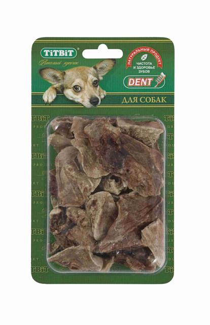 Лакомство для собак Titbit, баранье легкое, 15 шт319267Упаковка содержит 15-18 кусочков высушенного бараньего легкого. Высокое содержание микроэлементов и соединительной ткани дополняет удовольствие собаки от нежного лакомства. Легкие очень вкусны, малокалорийны и замечательно усваиваются организмом. Легкие содержат практически такой же набор витаминов, как и мясо, но зато гораздо менее жирные. Оказывают положительное воздействие на состояние кожи, шерсти и общий обмен веществ. Кусочки очень удобно использовать в качестве поощрения при дрессуре, и просто на прогулках. Для собак всех пород и возрастов. Особенно рекомендуется для собак с неполной зубной формулой и возрастными изменениями зубочелюстного аполипропиленовый пакетарата. Благодаря вкусовым качествам и воздушной структуре является одним из самых любимых лакомств для наших четвероногих друзей. Состав: Высушенные кусочки бараньего легкого.