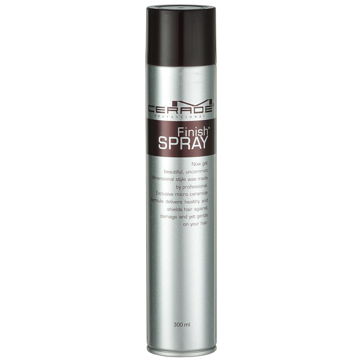 Somang MCerade Лак для укладки волос Finish, 300 мл233011Низкомолекулярный керамид содержит компоненты для увлажнения волос. Силиконовый комплекс придает блеск волосам и обеспечивает отличную укладку и сохранение аккуратной прически надолго.