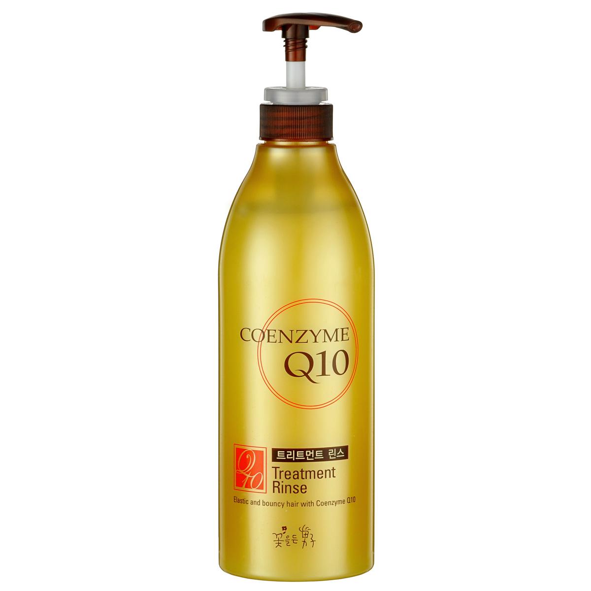 Somang Coenzyme Q10 Кондиционер для волос, 720 мл122643Возвращает волосам их естественную мягкость и послушность. Содержит экстракт бутонов Даурской Розы. Для всех типов волос. Подходит для ежедневного использования.