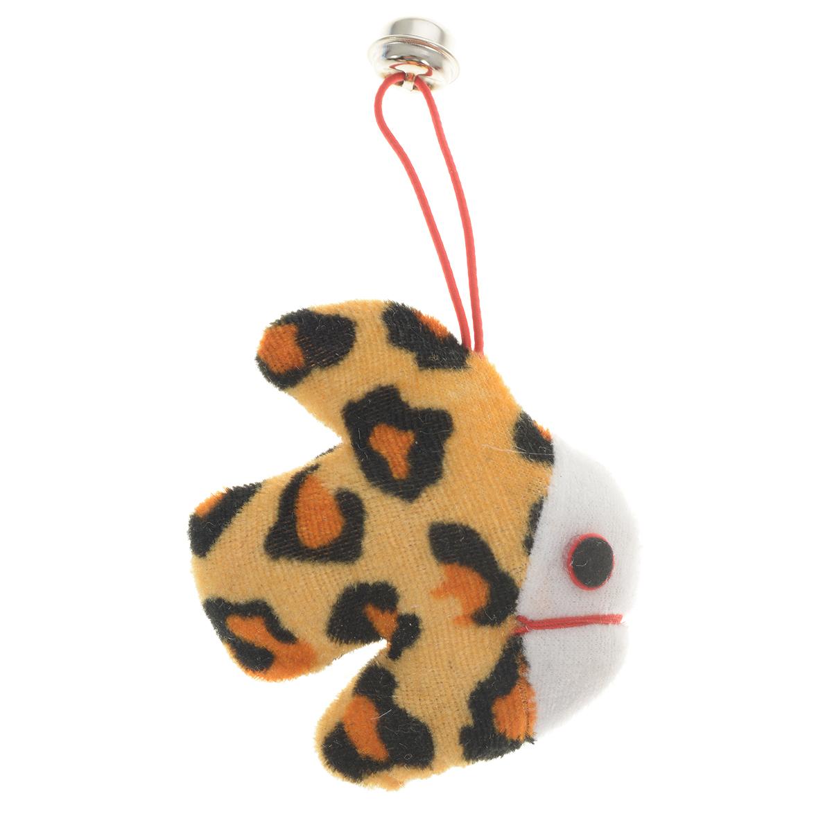 Игрушка для кошки V.I.Pet Рыбка, с мятойC-101Игрушка V.I.Pet Рыбка изготовлена из текстиля в виде рыбки с бубенчиком и наполнена кошачьей мятой. Кошачья мята (Котовник) - растение, запах которого делает кошку более игривой. Очень агрессивные и легко возбудимые кошки становятся более спокойными и уравновешенными. С помощью этого средства кошка легче перенесет путешествие на автомобиле, посещение ветеринарного врача или переезд животного на новую квартиру.