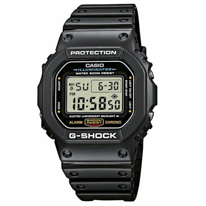 Наручные часы Casio DW-5600E-1VDW-5600E-1VМужские часы Casio DW-5600E.