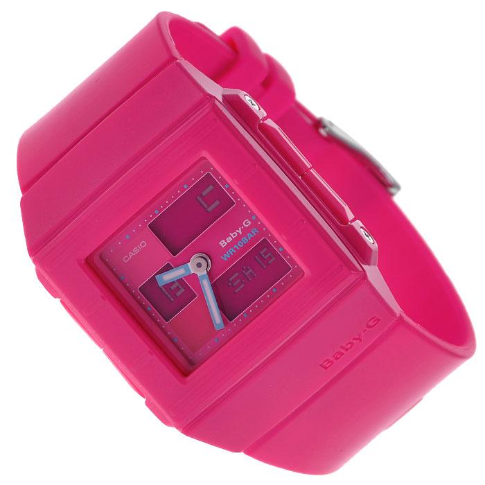 Наручные часы Casio BGA-200-4EBGA-200-4EЖенские ударопрочные часы Casio BGA-200.