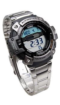 Наручные часы Casio SGW-300HD-1ASGW-300HD-1AМужские часы Casio SGW-300HD для занятий спортом.