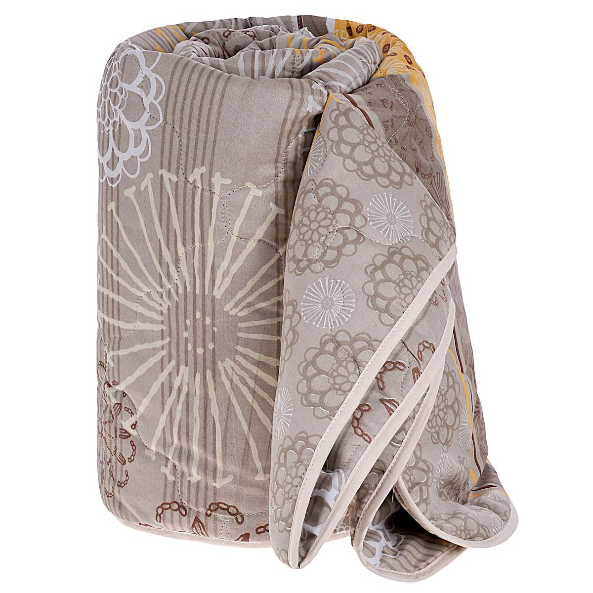 Одеяло всесезонное OL-Tex Miotex, наполнитель: полиэфирное волокно Holfiteks, цвет: серый, 172 см х 205 смМХПЭ-18-3Всесезонное одеяло OL-Tex Miotex создаст комфорт и уют во время сна. Стеганый чехол выполнен из полиэстера и оформлен красивым цветочным рисунком. Внутри - современный наполнитель из полиэфирного высокосиликонизированного волокна Holfiteks, упругий и качественный. Холфитекс - современный экологически чистый синтетический материал, изготовленный по новейшим технологиям. Его уникальность заключается в расположении волокон, которые позволяют моментально восстанавливать форму и сохранять ее долгое время. Изделия с использованием Холфитекса очень удобны в эксплуатации - их можно часто стирать без потери потребительских свойств, они быстро высыхают, не впитывают запахов и совершенно гиппоаллергенны. Холфитекс также обеспечивает хорошую терморегуляцию, поэтому изделия с наполнителем из холфитекса очень комфортны в использовании. Одеяло с наполнителем Холфитекс порадует вас в любое время года. Оно комфортно согревает и создает отличный микроклимат. За одеялом...