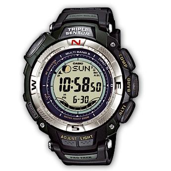 Наручные часы Casio PRW-1500-1VMRP-700-1AМужские наручные часы Casio PRW-1500-1V специально разработаны для любителей спорта, помимо полного диапазона стандартных функций имеется большое количество водно-спортивных.