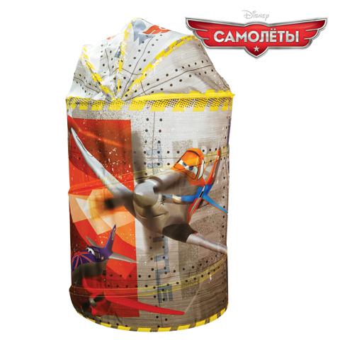 Корзина для игрушек GT7277 Самолеты, в пакете PLANESGT7277Корзина для хранения игрушек Самолёты очень удобная и практичная вещь для любой детской комнаты. В нее поместятся все игрушки Вашего ребенка, а также с её помощью можно легко научить ребенка наводить порядок самостоятельно. Яркая расцветка и веселый дизайн корзины станет замечательным украшением детской комнаты, а при необходимости ее очень легко сложить и убрать.