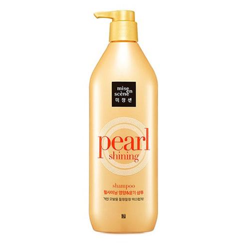 Mise en Scene Шампунь для волос Pearl Shining Питание и блеск, 530 мл705067Если вашим волосам не хватает силы, чтоб поддерживать объем, жемчужный протеин (гидролизованный белок устрицы) придаст блеск вашим волосам и преобразит поврежденные волосы, наполнив их силой и здоровьем. Экстракт икры морских рыб, препятствует старению волос, богат белками и витаминами, на длительное время придает волосам объем и естественную красоту. Для вьющихся / жирных / утративших эластичность и объем волос.