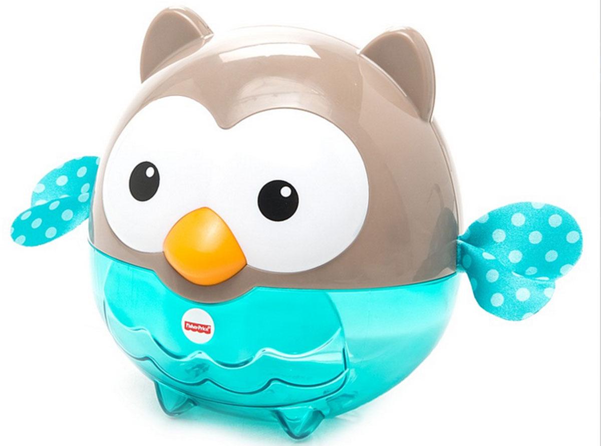 Fisher-Price Развивающая игрушка Сова с шарикамиCDN46Развивающая игрушка Fisher-Price Сова с шариками надолго займет внимание вашего крохи. Она выполнена из безопасного пластика в виде забавной совы с текстильными крылышками. На спинке игрушки имеется круглое отверстие, в которое малыш сможет опускать три ярких шарика, входящих в комплект. Если малыш потрясет сову, раздадутся мелодичные звенящие звуки. Игрушка Сова с шариками развивает цветовое и звуковое восприятие, мелкую моторику рук и координацию малыша.