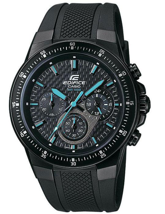 Наручные часы Casio EF-552PB-1A2EF-552PB-1A2Мужские часы Casio EF-552PB.